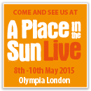 A Place in the Sun London 2015