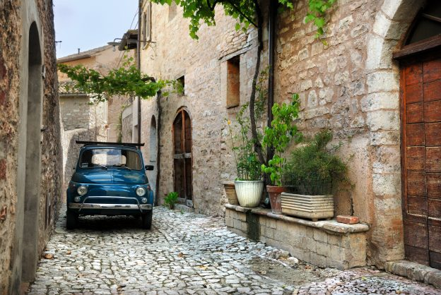 inheriting property in italy