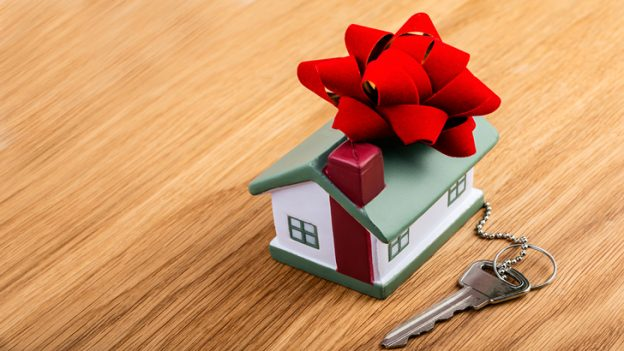 gifting property in Spain
