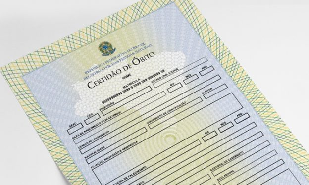 need portuguese death certificate
